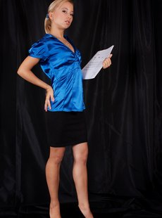 RestrainedElegance Foxy - New Girl In The Office - 2049px - 107x