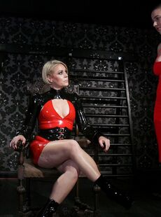 Ruthless Mistress Femdom Whippedass 43805 Hi Res Pictures Helena And Riley Helena And Riley