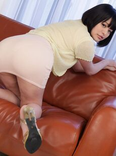 Short Japanese Milf Miku Aoyama Gets Involved In Wild Group Sex Action 75104273