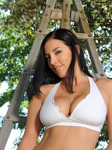 Girls With Big Tits Huge Breast Jelena Jensen Long Haired Busty Beautys Solo March 15 2010