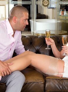 Nylon Stockings Pantyhose 2015 01 31 Thomas Stone And Vicktoria Redd The Nylon And The Flesh