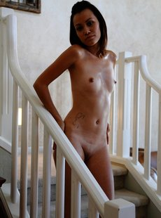 David-Nudes Alexes - Natural stairs 1 1600px
